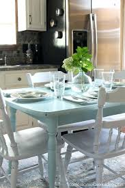 painted kitchen table ideas best dining tables chairs chalk paint ideas images on com painted dining