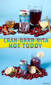 Is There Tequila In Bud Light Strawberita Turn Up The Heat This Winter With The Cran Brrr Rita Hot