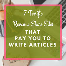 write to earn archives a writer s safari get paid to write for revenue share sites