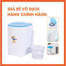 Máy giặt mini bán tự động, giặt quần áo trẻ em, giặt áo sơ mi tiện lợi giá  rẻ (có Video kèm) tại TP. Hồ Chí Minh