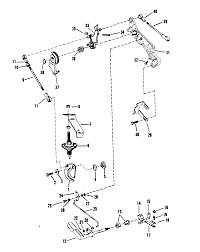 Throttle and shift linkage mariner manual for mariner mercury 18 20 25 h p xd
