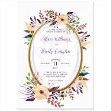 card 123 greeting burgundy pink rose white rusticrhlemonleafprints post reception invitation yellow fuchsia orange rhlemonleafprints post