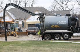 Hydro Excavator Truck Hydro Excavation J C Dillon Inc