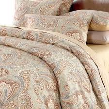 details about luxury paisley duvet cover set 800 thread count 100 cotton 3pcs king size khaki