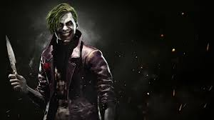 Joker Injustice 2 HD Wallpaper Download