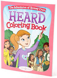 Coloring worksheets for kids to color & learn, several worksheets available for pre kindergarten. Amazon Com Bible Belles Heard Children S Coloring Book Adventures Of Rooney Cruz Series Coloring Book Inspirational Christian Coloring Book Featuring Story Art And Bible Verses Kids Coloring Book Toys Games