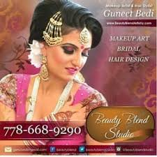 beauty blend studio makeup artists 120 and 72 avenue surrey bc phone number yelp