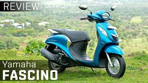 Fassino Design Yamaha Fascino Video Review Zigwheels