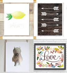 on wall art prints etsy with 24 more prints and art to love from etsy hey let s make stuff