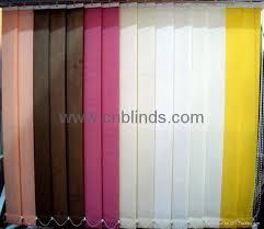 finished vertical blinds 1