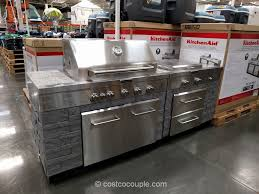 Kitchen Aid 7 Burner Outdoor Island Gas Grill Costco 2 Jpg