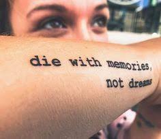 Die 61 Besten Bilder Von Tattoo Sprüche In 2019 Quote Tattoos