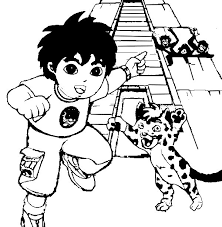 Small Picture Diego Coloring Pages Coloring Pages To Print