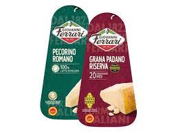 Giovanni Ferrari Grana Padano Pecorino Romano G U Von Lidl Ansehen