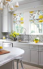 Yellow And Grey Kitchen Gray And Yellow Kitchen Decor Home Design Ideas
