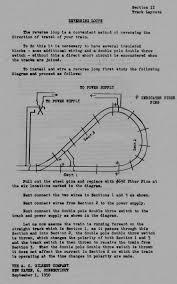 ho track reverse loop wiring wiring library american flyer reverse loop layout traindr reversing loops