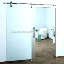 glass sliding door hardware barn doors ft black rustic nice interior uk b