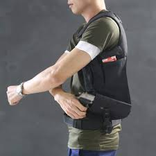 <b>Tactical</b> Anti-thief Hidden Security Multi Bag Underarm <b>Shoulder</b> ...