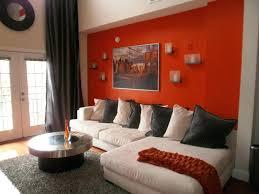bedroom colors orange. Grey And Orange Bedroom Bedrooms Burnt Paint Colors Room Decor Red Gray