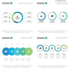 4 Designer Circular Information Chart