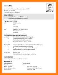 How To Make A Cv For A Job Unique How To Make Cv For Job Example To