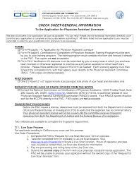 Physician Assistant Resume Templates Best Photos Of Physician Assistant Resume Examples Physician 33