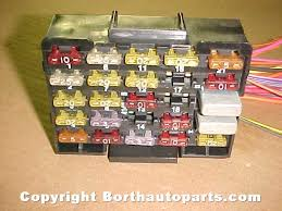 used parts cadillac 1986 cadillac sedan deville 4 1 liter parts 1986 cadillac deville fuse box
