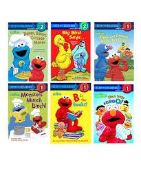 Random House Sesame Street Learning Book Set Zulily
