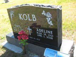 Adeline Kolb (1921-2016) - Find A Grave Memorial