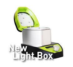 New Light Box New Light Box Trasformer System