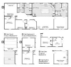 modular homes in texas with floor plans oak creek homes modular home floor plans texas
