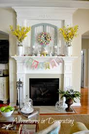 Ideas About Fireplace Mantel Decorations On Pinterest Elegant Decor Home ...