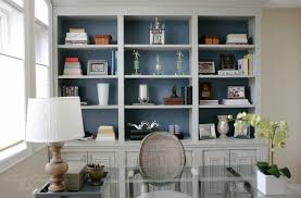 built in home office furniture. Front View | DIY Built-in Office Cabinet Classy Glam Living Built In Home Furniture D