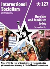 marxism and feminism today international socialism