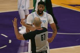 Lakers list Anthony Davis as questionable to play vs. Timberwolves - Silver  Screen and Roll