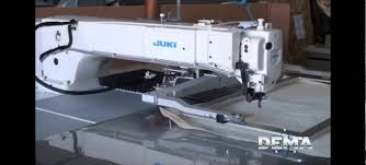 Juki AMS224E Programmable Sewing Machine - YouTube &  Adamdwight.com