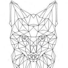 47 карточек в коллекции эскизы с геометрическими тату животных
