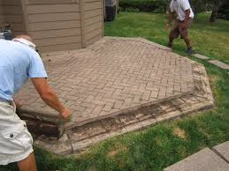 awesome brick paver patio cost residence decor pictures perfect brick paver patio cost with interior designing home ideas