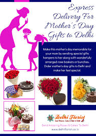 le express delivery for mother s day gifts to delhi