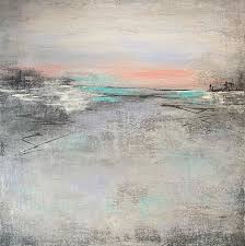 Summer Nights 1 Painting by Cheryl Rhodes