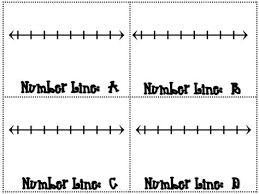 Number Line I Spy Cards Pdf Line I Spy Cards
