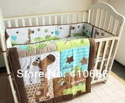 giraffe baby bedding stunning giraffe baby bedding sets in interior design ideas for home design with