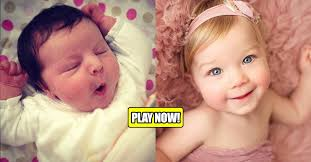 reveal how your baby will look