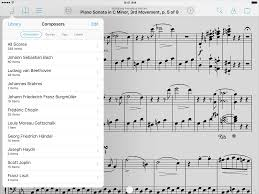 Best Tablet For Reading Music Charts The Best Sheet Music Notation And Tab Readers For The Ipad