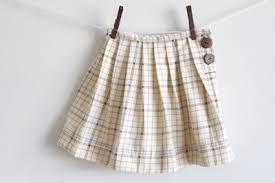 Pleated Skirt Pattern Extraordinary Back To School Pleated Uniform Skirt Tutorial Sew Mama Sew