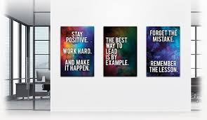 posters for office. Office Art Space Posters For R