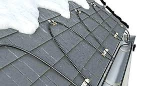 roof ice melt system electric announces new division ct and gutter systems roof ice melt systems o11