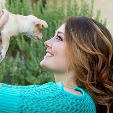 """Christine Marie Katas, PhD on Twitter: """"Beautiful and brave Priscilla Tucker  from.#escapingpolygamy, photo yesterday with her new puppy  http://t.co/TcjpQ0FNKe"""""""