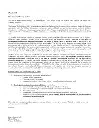 cover letter for nursing school template cover letter for nursing school