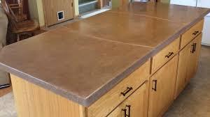 diy concrete countertop how to pour a concrete countertop as countertop convection oven